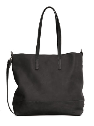 Abera Crossbody Tote - Black