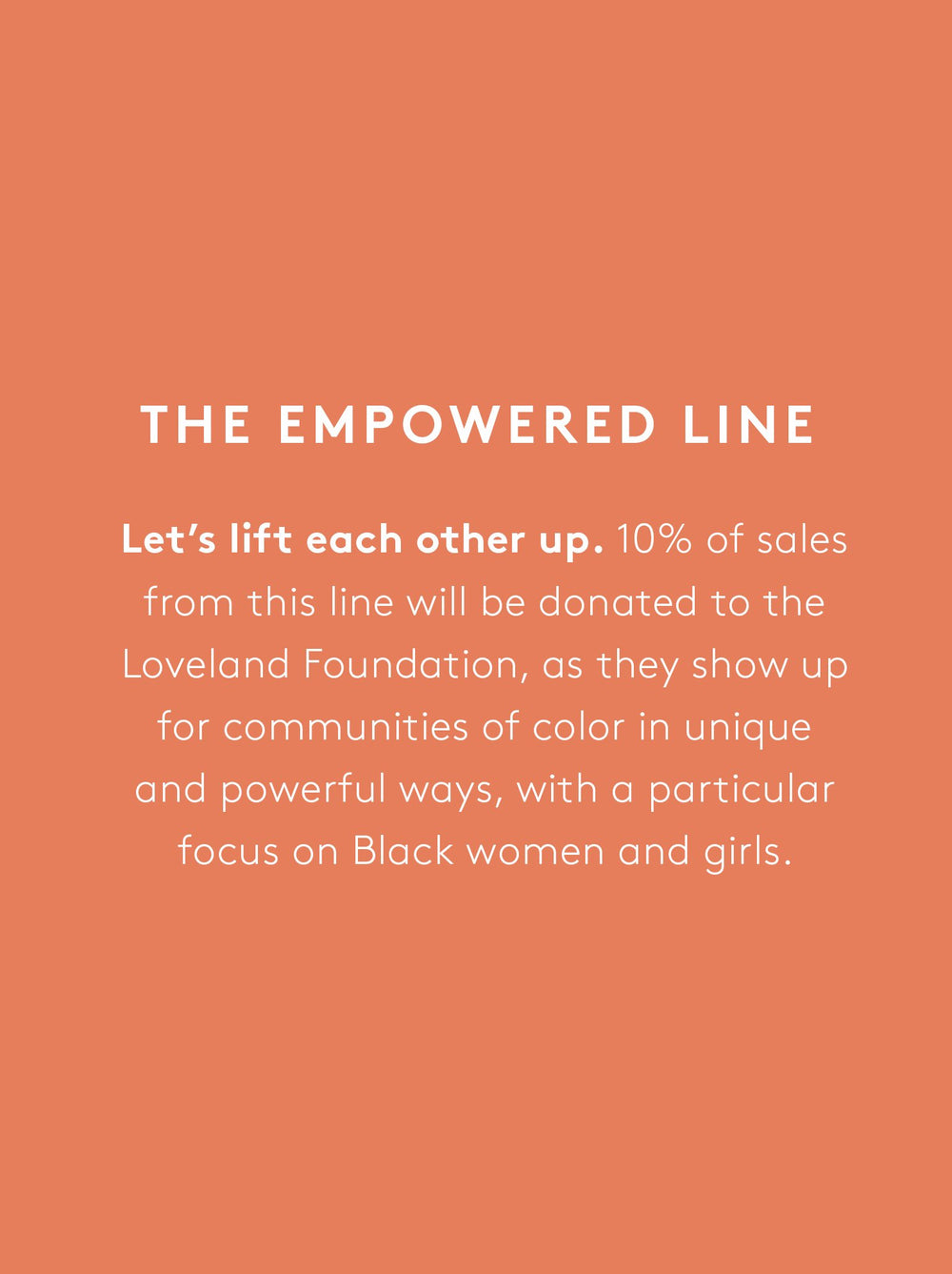 Community Collection Print: Empowered