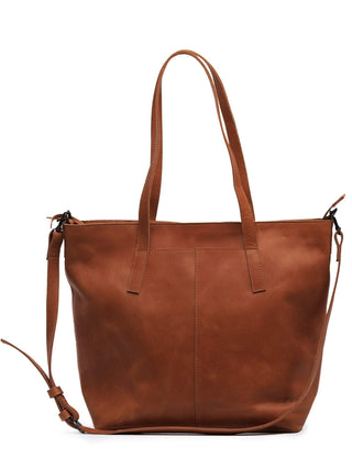 Alem Utility Bag - Chestnut