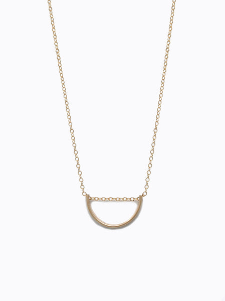 Arch Necklace FASHIONABLE