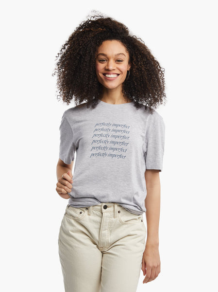 Community Collection T-Shirt: Perfectly Imperfect FASHIONABLE Apparel