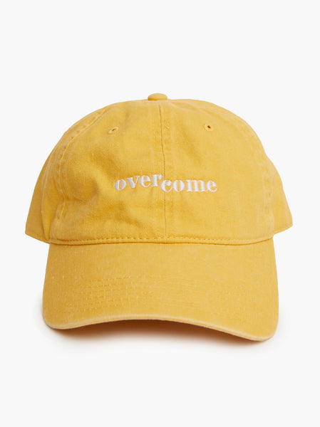 Community Collection Hat: Overcome FASHIONABLE