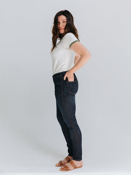 The Skinny - Carla Wash Denim