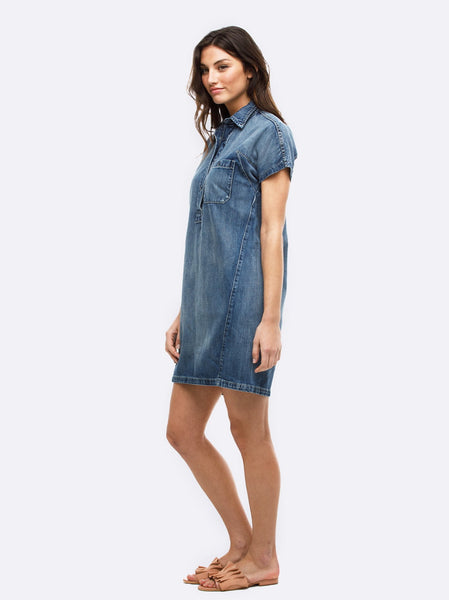 The Tunic - Maria Wash Denim