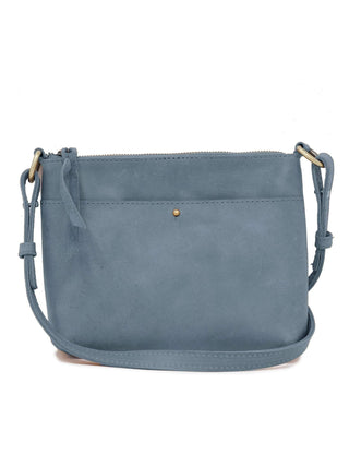 Emnet Mini Crossbody - Denim Blue