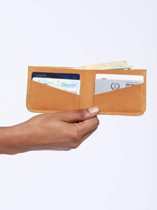 Alem Bifold Wallet FASHIONABLE Leather