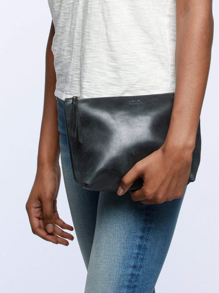 Emnet Pouch FASHIONABLE Leather