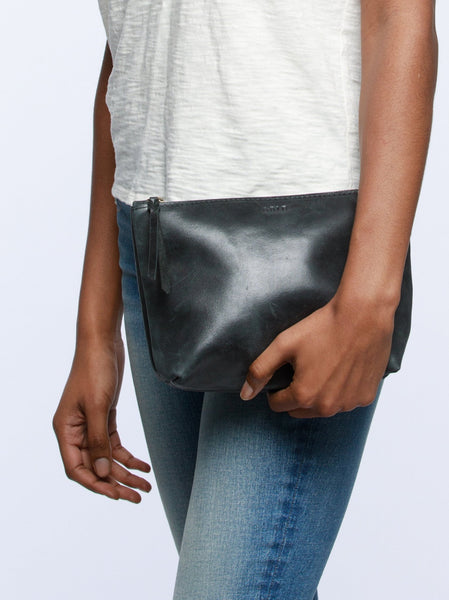 Emnet Pouch Leather
