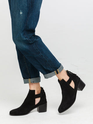 Gamboa Cut Out Bootie FASHIONABLE Shoes