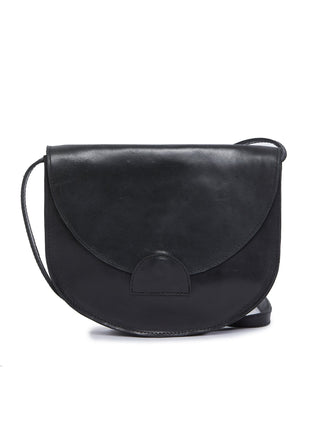 Hana Saddlebag - Black