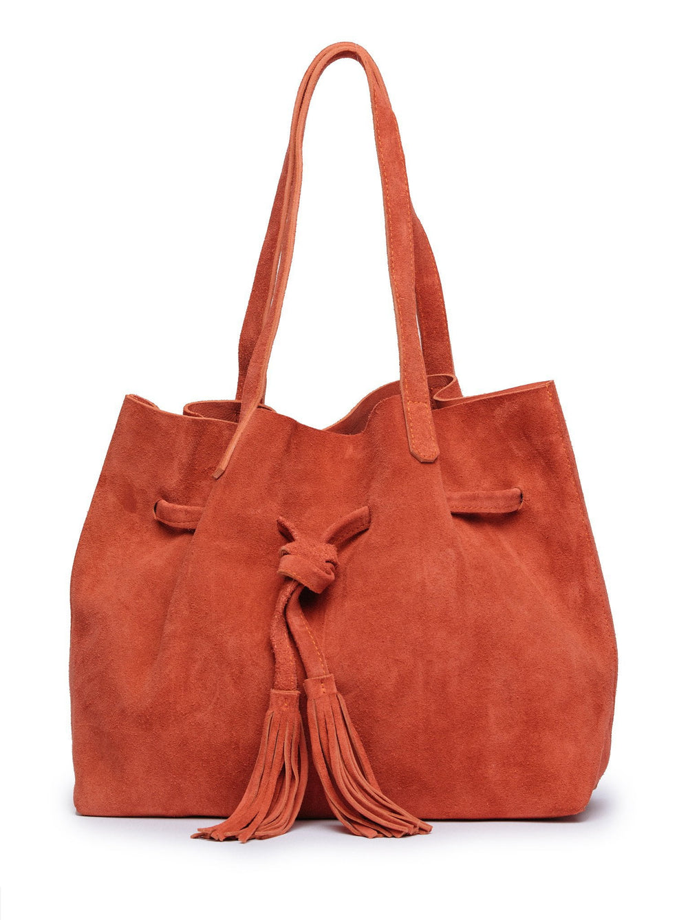 Maria Tassel Shopper