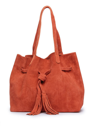 Maria Tassel Shopper FASHIONABLE
