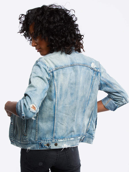 The Jacket - Merly Wash Denim
