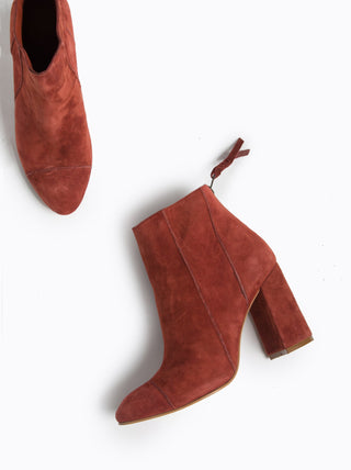 Perez 90mm Booties FASHIONABLE