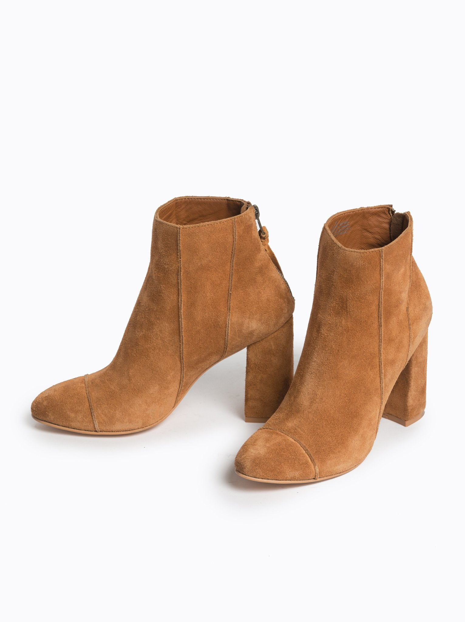 Perez 90mm Booties