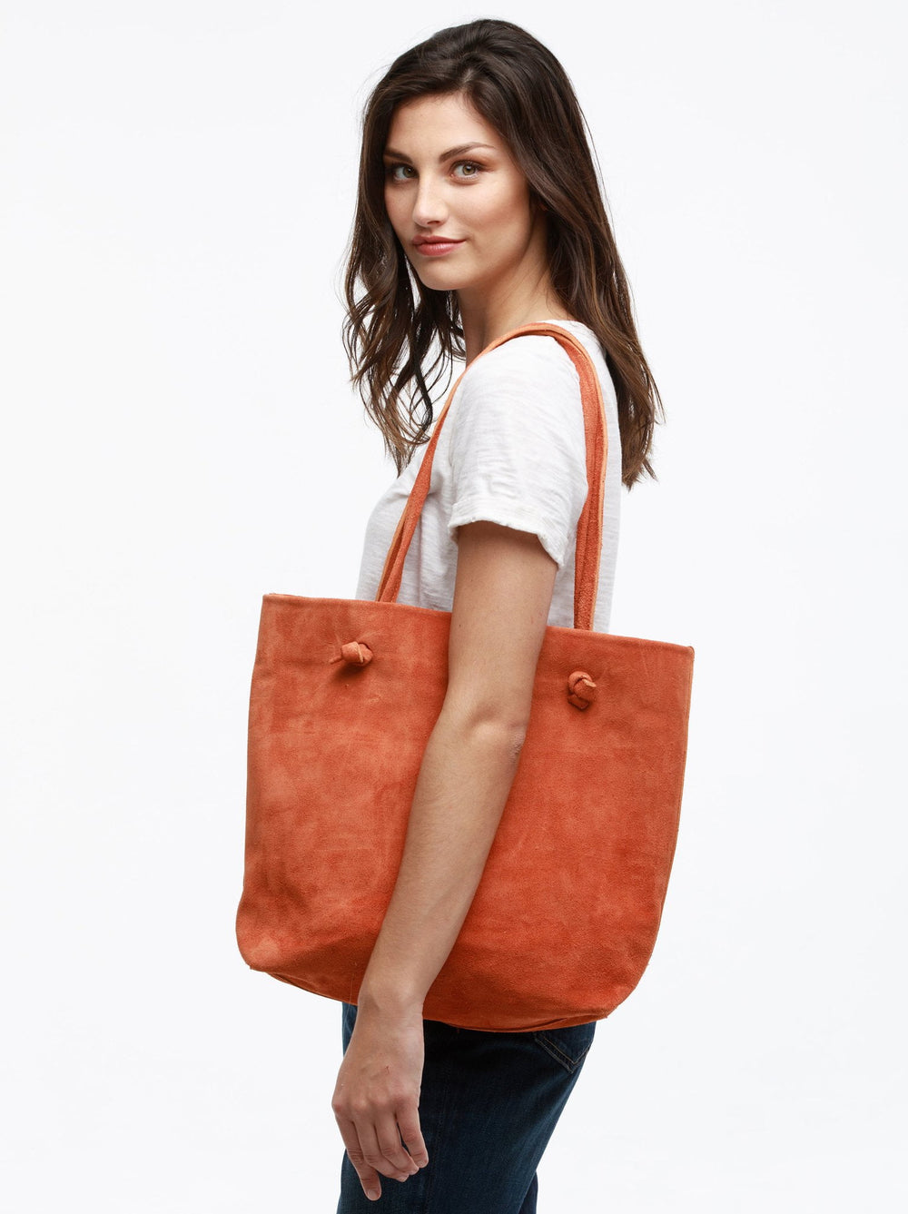 Lifestyle - Terracotta Suede