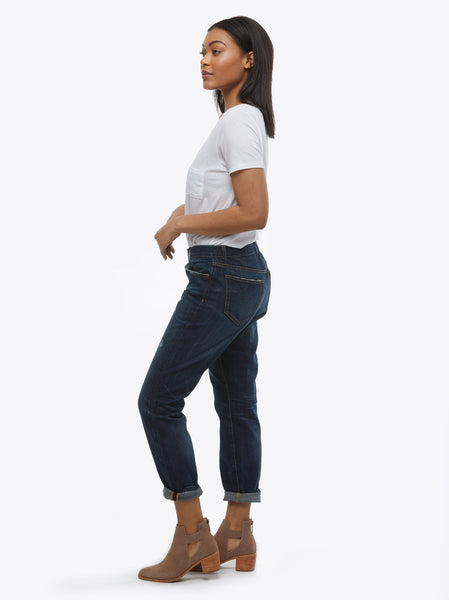 The Slouch - Clemente Wash Denim