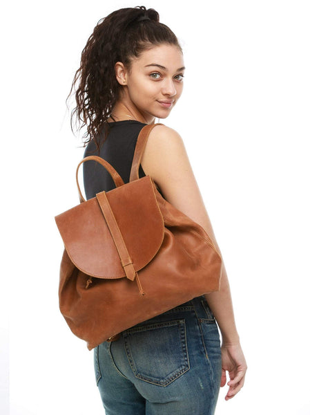 Tirhas Backpack FASHIONABLE Leather