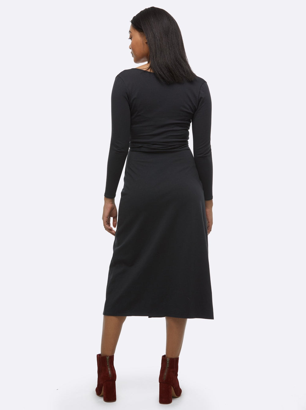 Velasquez Wrap Dress