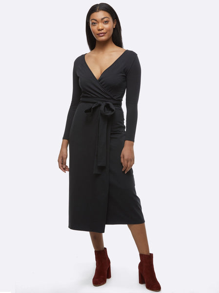 Velasquez Wrap Dress FASHIONABLE