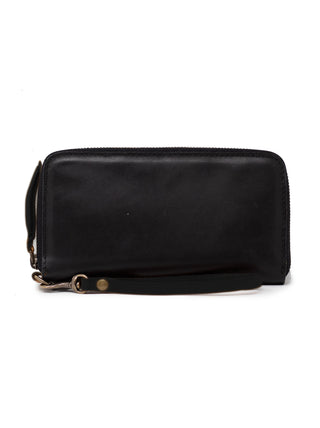 Alem Continental Wallet - Black