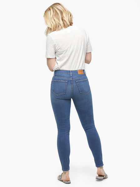 The Delta Button Front FASHIONABLE Denim