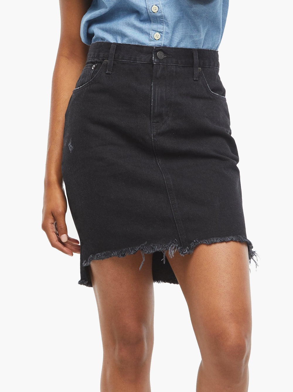 Laida Denim Skirt