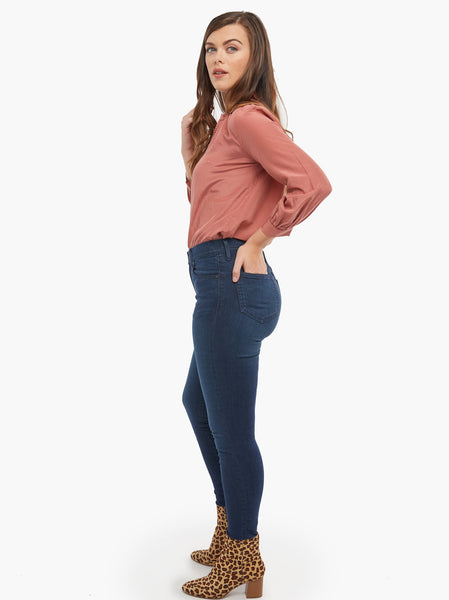 The Maite High Rise Super Stretch FASHIONABLE Denim