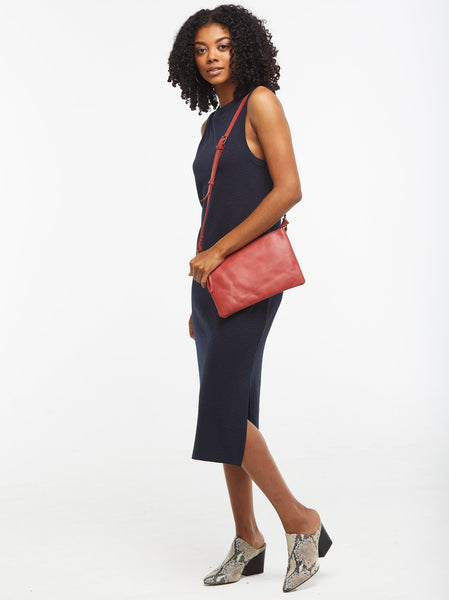 Martha Crossbody FASHIONABLE Leather