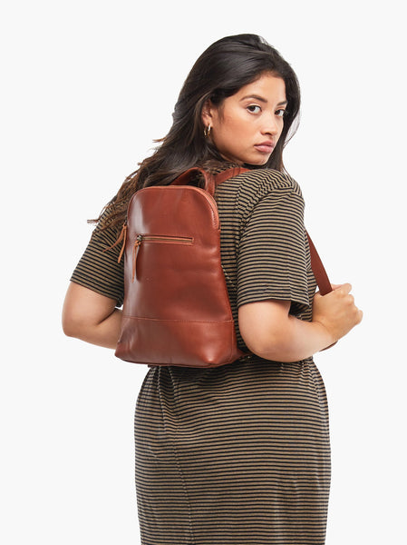 Meron Backpack FASHIONABLE Leather