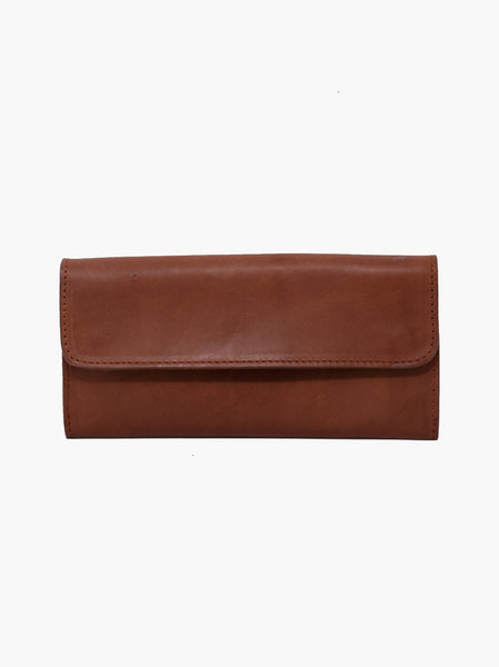 Meron Long Snap Wallet FASHIONABLE Leather