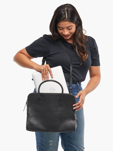 Meron Work Bag FASHIONABLE Leather