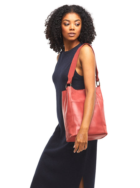 Mihiret Bucket Bag FASHIONABLE Leather