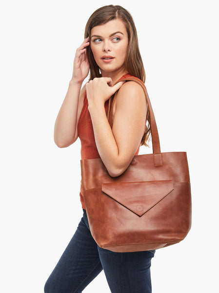 Solome Tote FASHIONABLE Leather