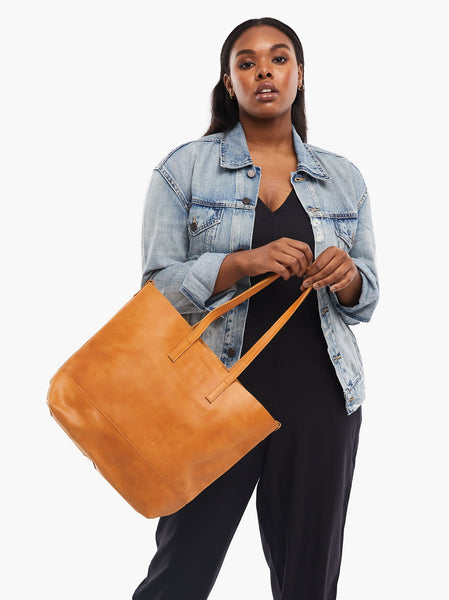 Abera Crossbody Tote FASHIONABLE Leather