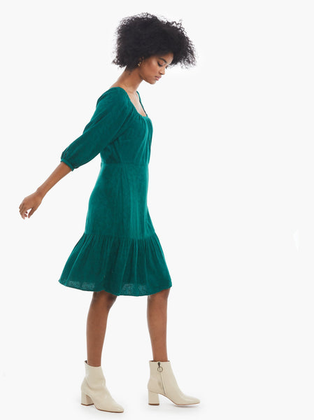 Betty Puff Sleeve Dress FASHIONABLE Apparel
