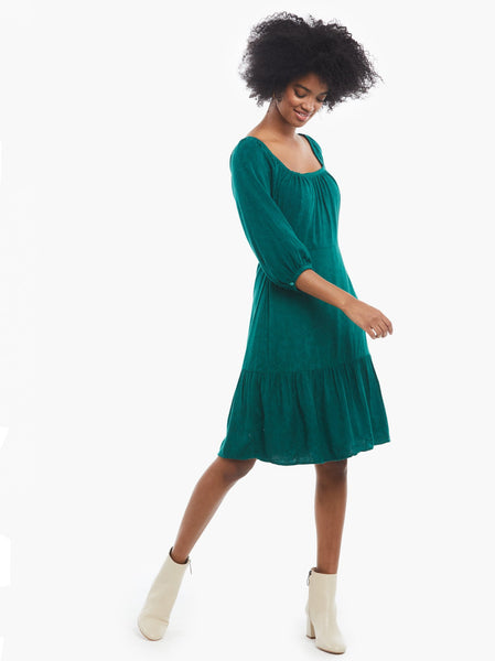 Betty Puff Sleeve Dress FASHIONABLE