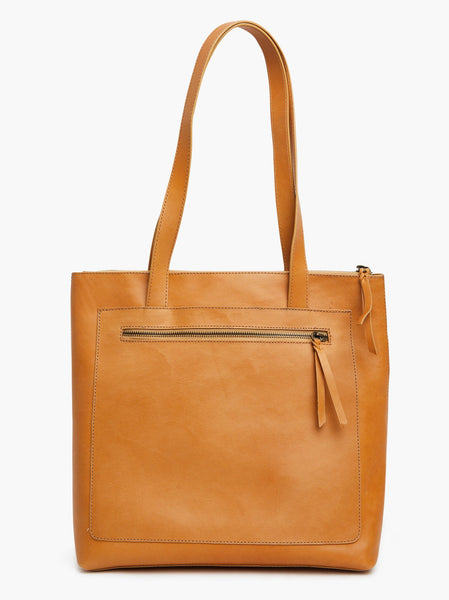 Elvia Top Zip Tote FASHIONABLE