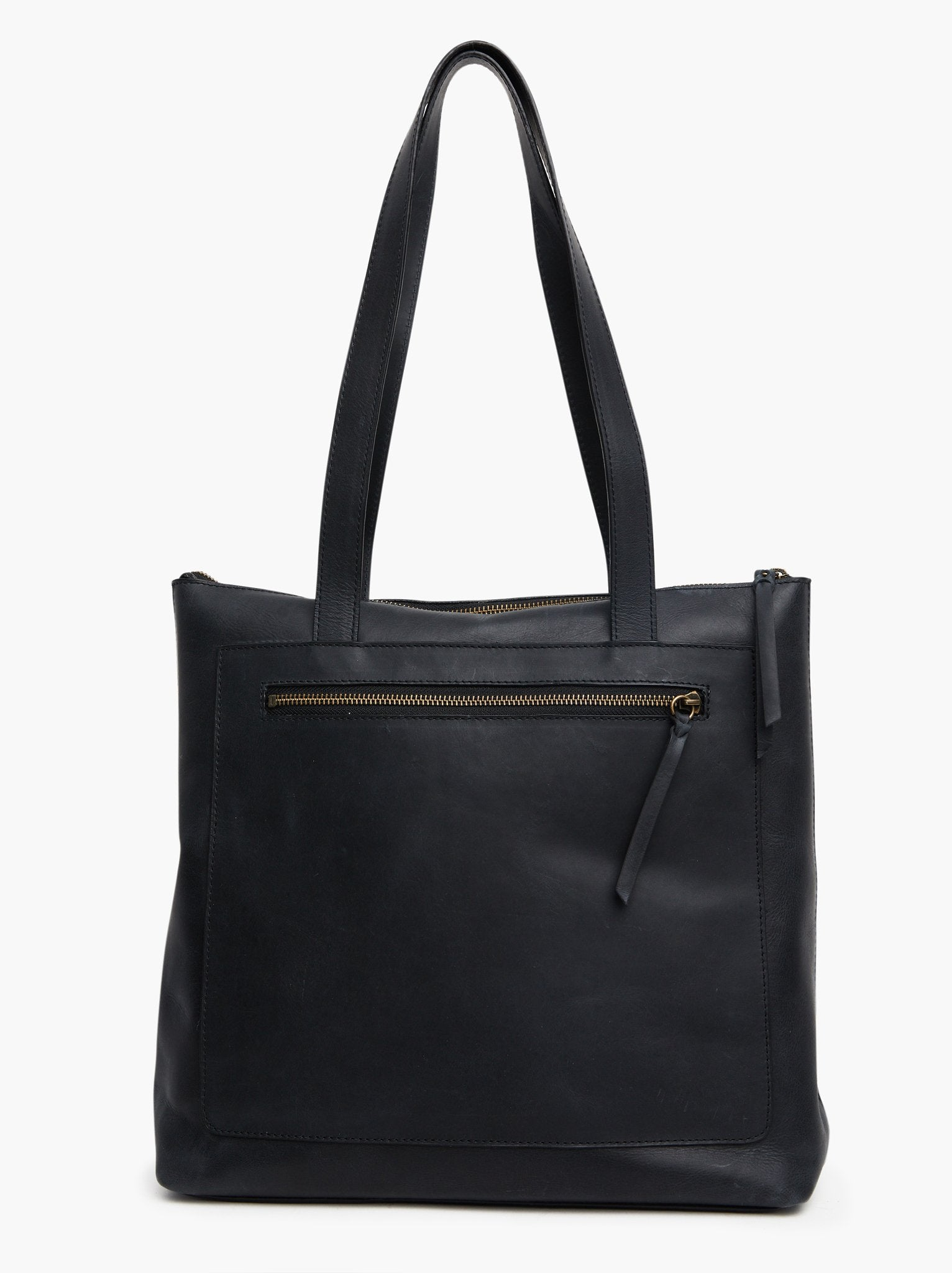 Elvia Top Zip Tote