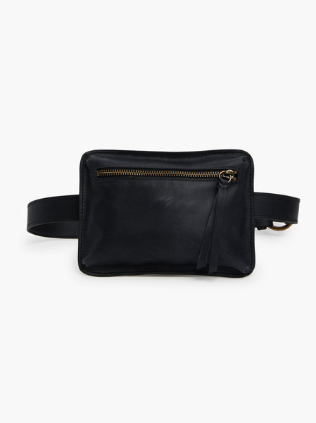 Elvia Zip Belt Bag FASHIONABLE