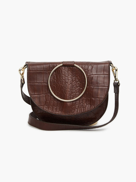 Fozi Slim Satchel FASHIONABLE