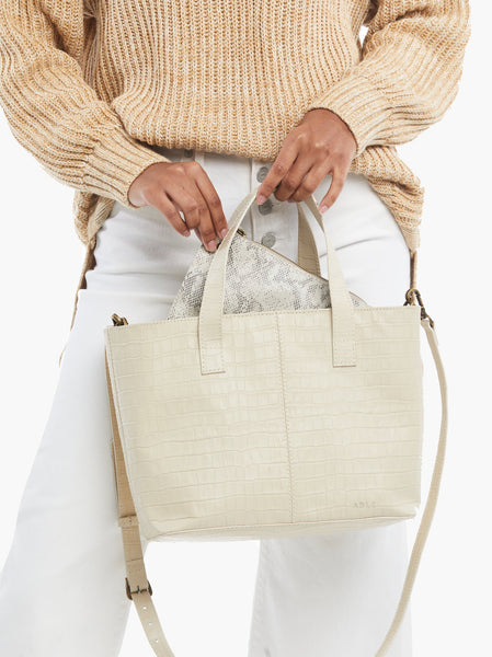 Ilse Mini Tote FASHIONABLE Leather