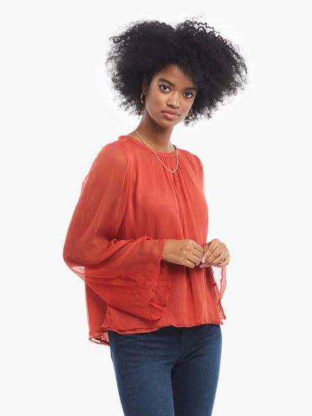 Jasmine Bell Blouse FASHIONABLE