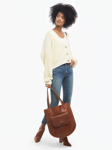 Kene Tote FASHIONABLE Leather