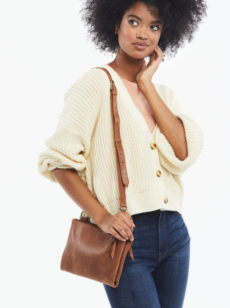 Martha Snap Crossbody FASHIONABLE Leather