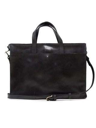 Elsabet Work Tote - Black