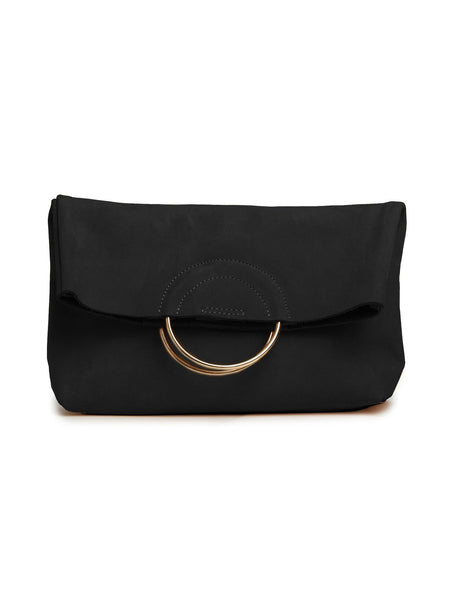 Fozi Foldover Clutch FASHIONABLE