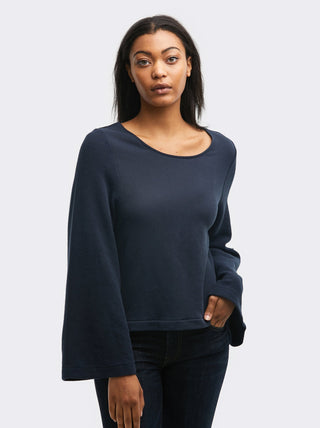 Gabriella Bell Sleeve Pullover FASHIONABLE
