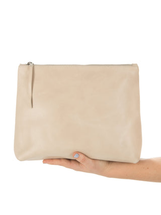 Large Emnet Pouch FASHIONABLE Leather