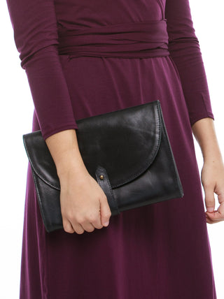 Chaltu Clutch FASHIONABLE Leather